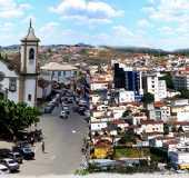 Pousadas - Oliveira - MG