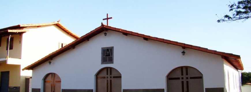 Santa da Pedra-MG
