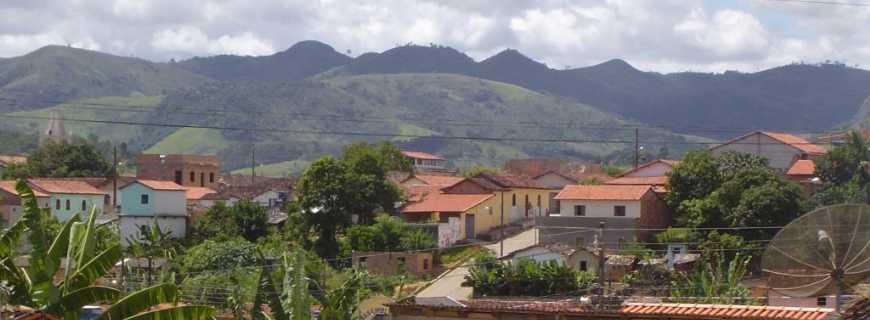 Santa Helena de Minas-MG