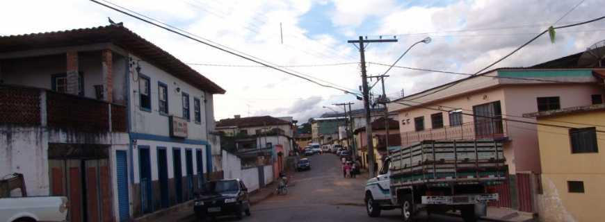 Santa Rita de Ouro Preto-MG