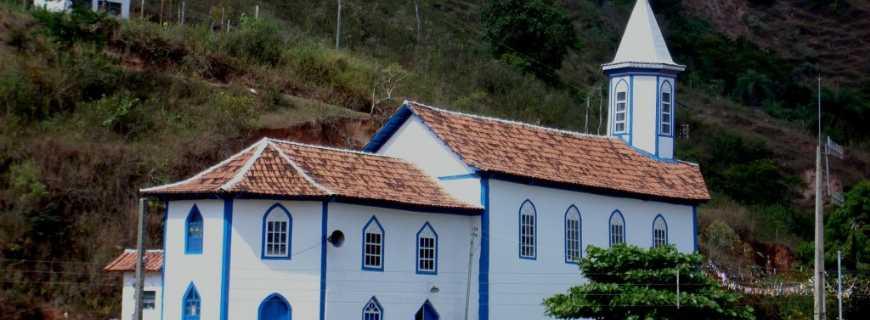 Santa Rita do Rio do Peixe-MG