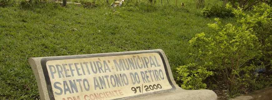 Santo Antônio do Retiro-MG