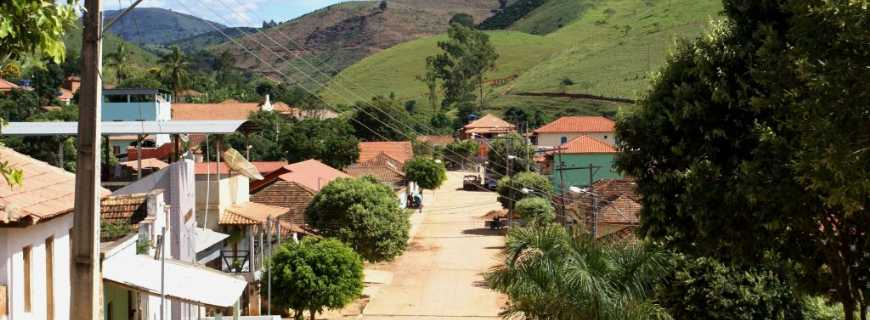São Francisco do Humaitá-MG