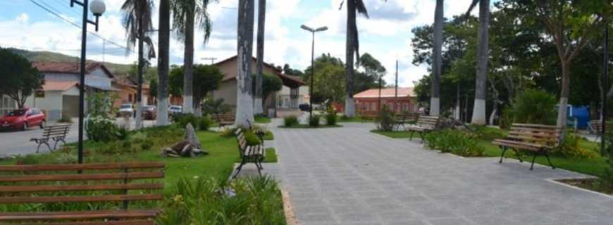 Serra da Saudade-MG