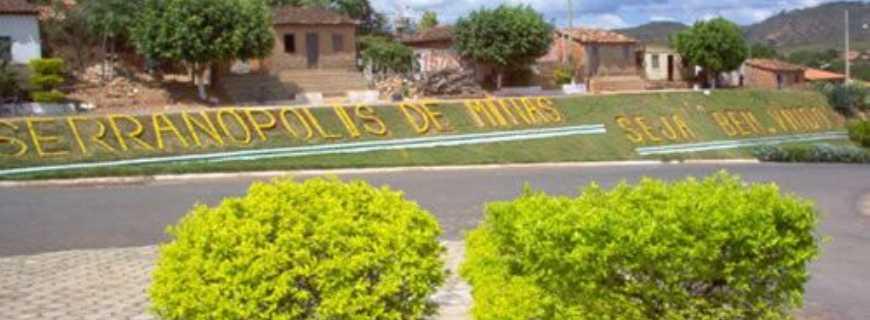 Serranópolis de Minas-MG
