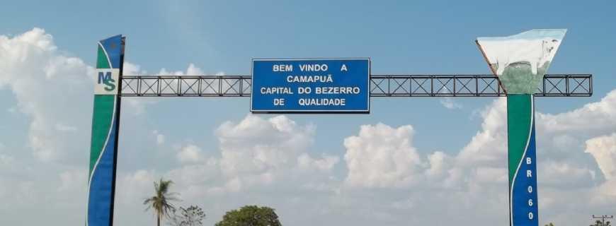 Camapuã-MS