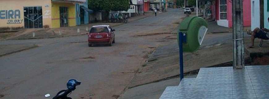 Nova Brasilândia-MT