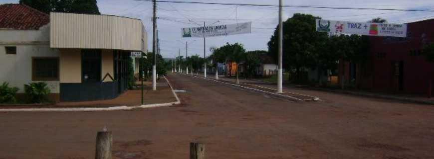 Planalto da Serra-MT