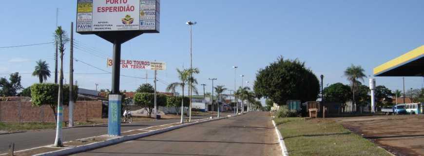 Porto Esperidião-MT