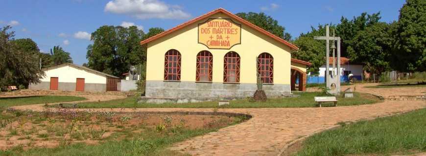 Ribeirão Cascalheira-MT