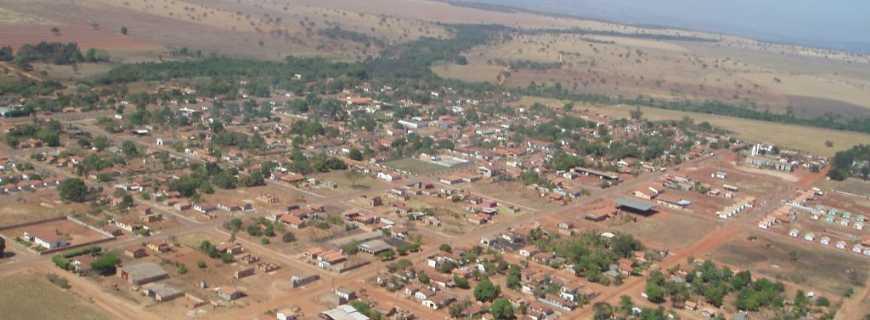 Ribeirãozinho-MT