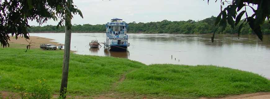 Santo Antônio do Leverger-MT