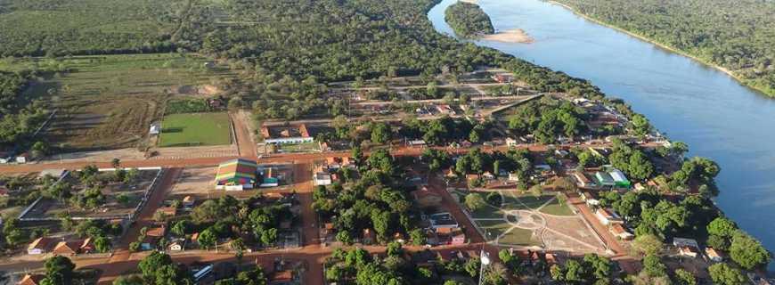 Novo Santo Antônio-MT