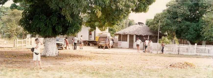 Santa Maria das Barreiras-PA