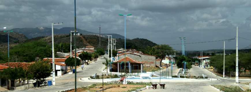 Areia de Baraúnas-PB