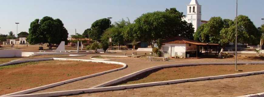 Monte Alegre do Piauí-PI