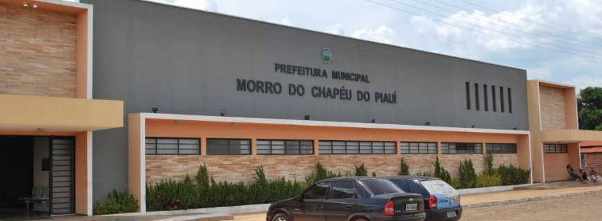 Morro do Chapéu do Piauí-PI