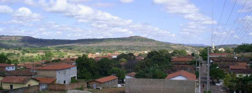Novo Oriente do Piauí-PI