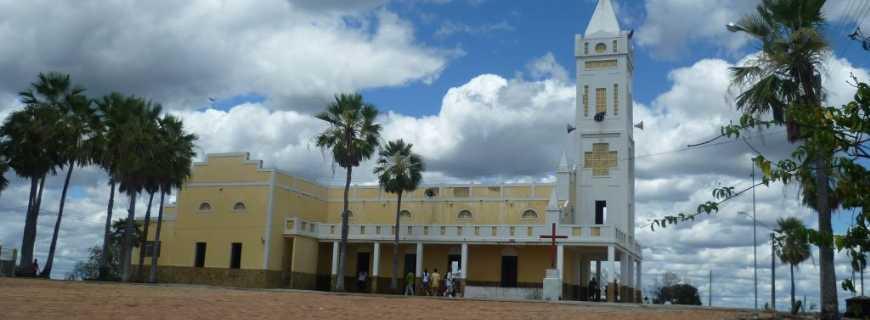 Santa Cruz dos Milagres-PI