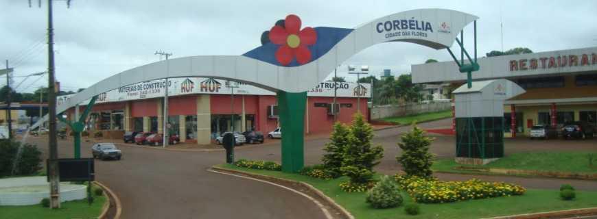 Corbélia-PR