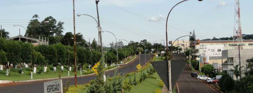 Espigão Alto do Iguaçu-PR