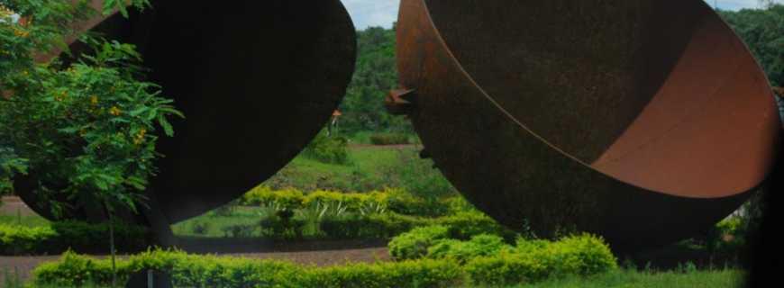 Hidrelétrica Itaipu-PR