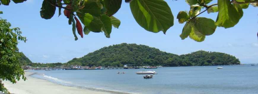 Ilha do Mel-PR