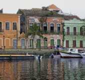 Pousadas - Ilha dos Valadares - PR