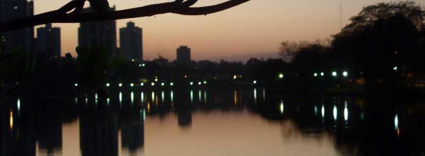 Lagoa Dourada-PR