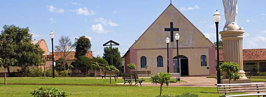 Nova Santa Bárbara-PR