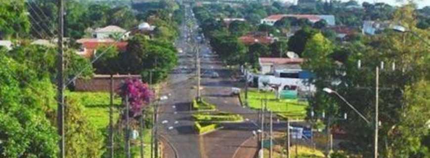Ribeirão do Pinhal-PR