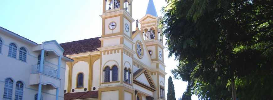 Santo Antônio da Platina-PR