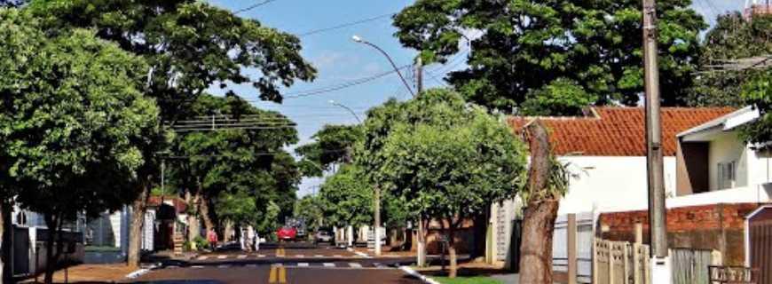São Jorge do Ivaí-PR