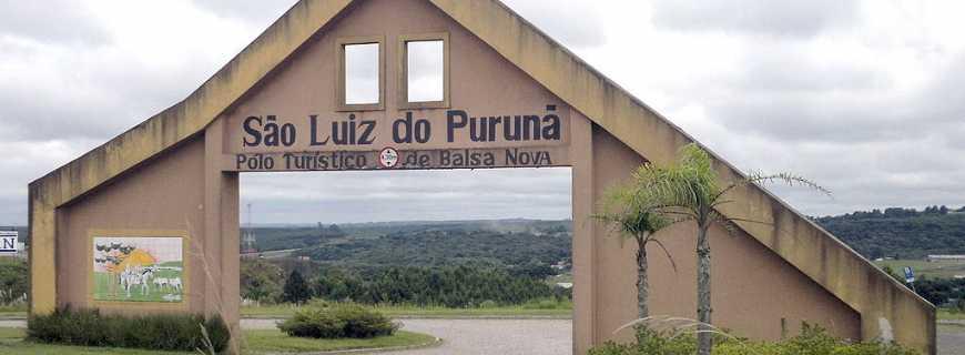 São Luiz do Purunã-PR