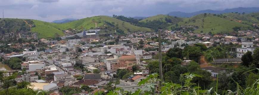 Bom Jesus do Itabapoana Rio de Janeiro fonte: www.ferias.tur.br