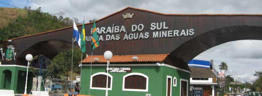 Paraíba do Sul-RJ