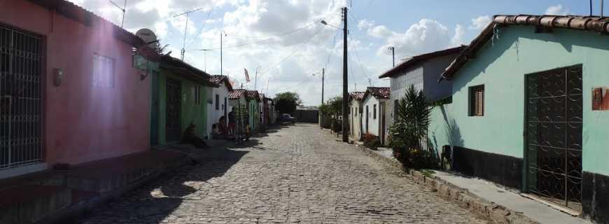 Córrego de São Mateus-RN