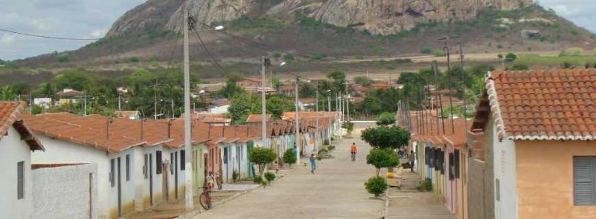 Serra Caiada-RN