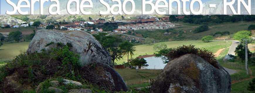 Serra de S�o Bento-RN