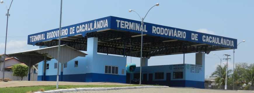 Cacaul�ndia-RO