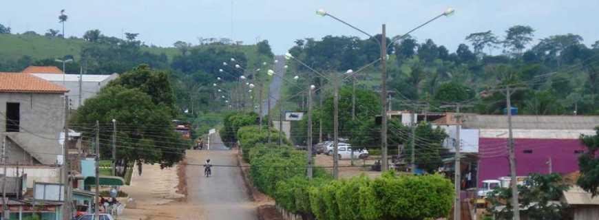 Teixeirópolis-RO