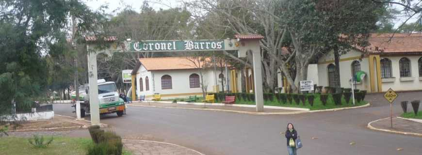 Coronel Barros-RS