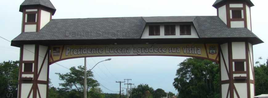 Presidente Lucena-RS