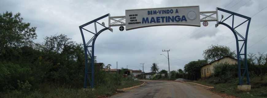 Maetinga-BA