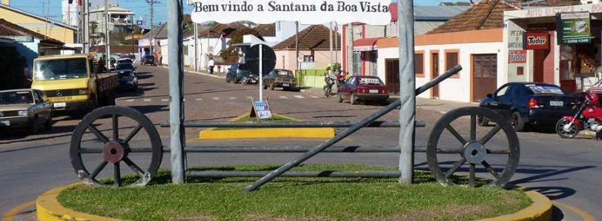 Santana da Boa Vista-RS