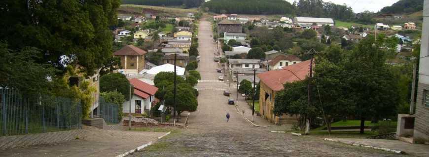 São Domingos do Sul Rio Grande do Sul fonte: www.ferias.tur.br
