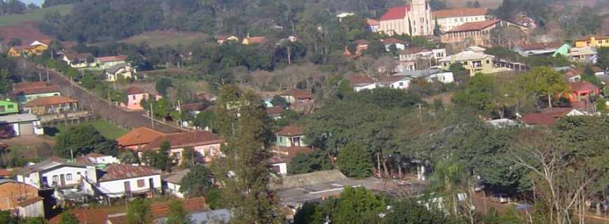São José do Inhacorá Rio Grande do Sul fonte: www.ferias.tur.br