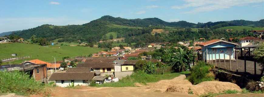 Bra�o do Norte-SC