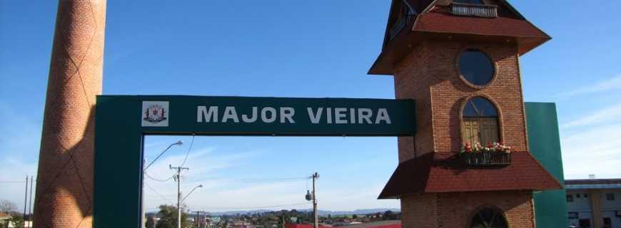 Major Vieira-SC