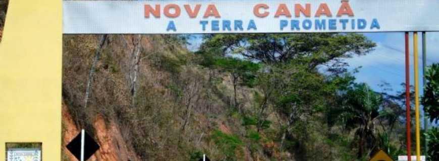 Nova Canaã-BA